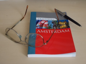 Tour guide used to double-check statistics for - Amsterdam Calling