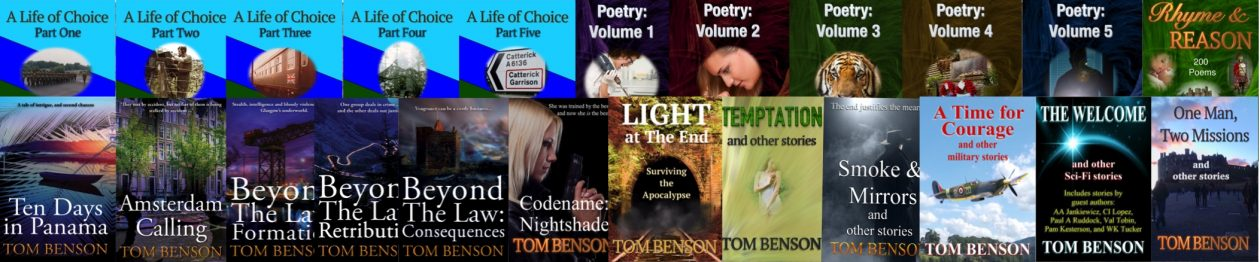 Tom Benson – Creative